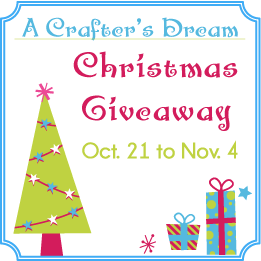 #ACraftersDream Giveaway