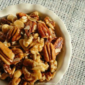 Honey Roasted Nuts