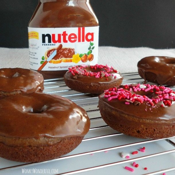 14 Incredible Recipe Ideas Using Nutella - Nutella And Bacon Stuffed ...