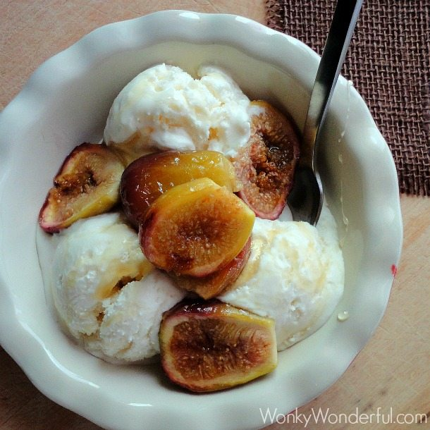 Honey Roasted Figs