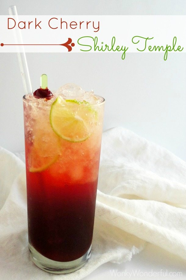Drinker Holic: shirley temple drink