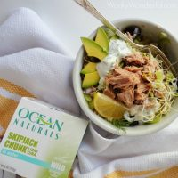 Gluten Free Tuna Salad