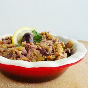 Olive Tapenade – Easy Appetizer