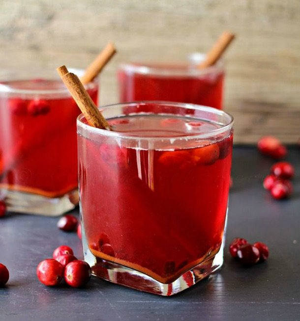 Thanksgiving Cranberry  - Traditional Thanksgiving Menu Ideas