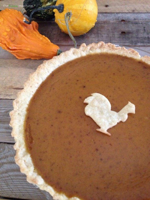 Pumpkin Pie - Traditional Thanksgiving Menu Ideas