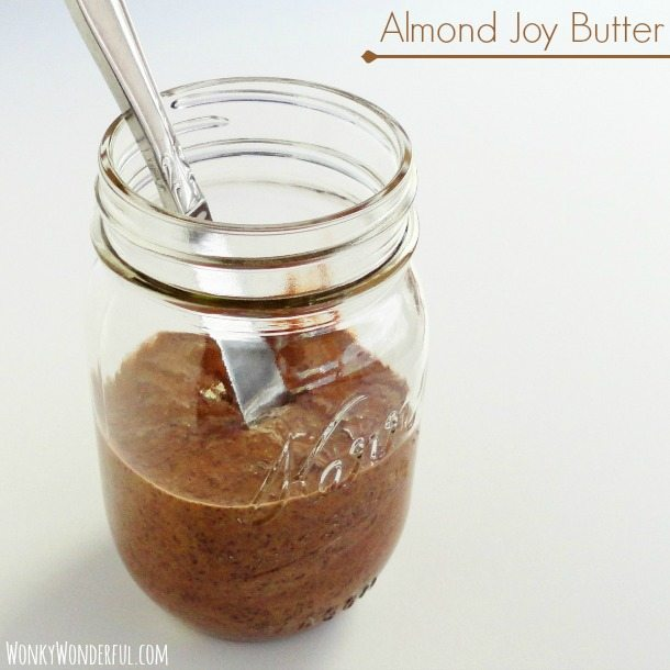 Almond Joy Butter