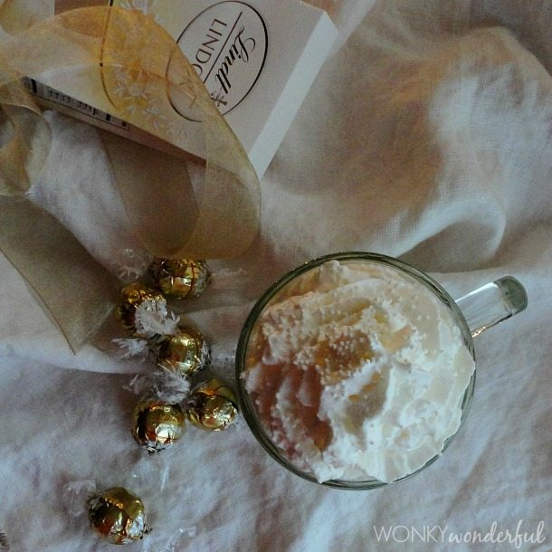 White Truffle Hot Chocolate Recipe - wonkywonderful.com