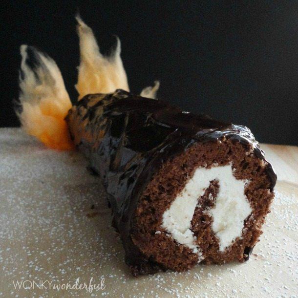 Yule Log Recipe : Chocolate and Orange