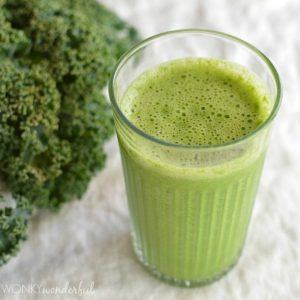 Green Smoothie Recipe – Grapefruit and Kale