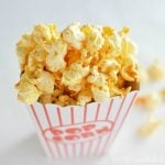 Buffalo Popcorn Recipe - Spicy Snack - wonkywonderful.com
