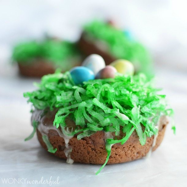 Easter Breakfast Donuts