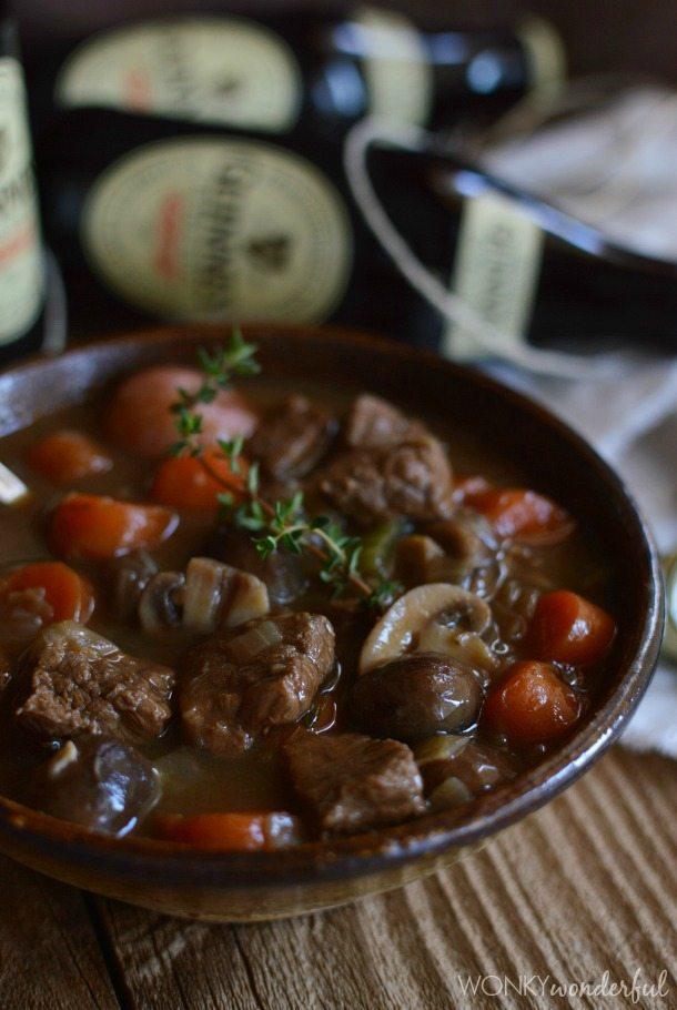 Guinness Beef Stew Recipe Wonkywonderful Com