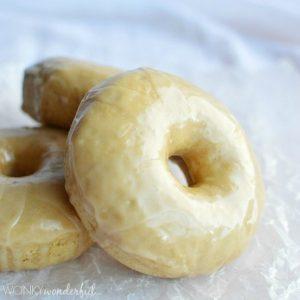 Boozy Baked Donut Recipe