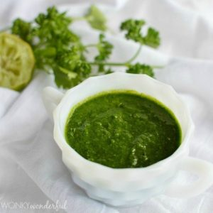 Chimichurri Recipe
