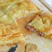 Ham & Cheese Bake
