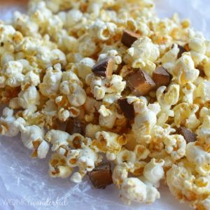 Sweet and Salty Popcorn Recipe