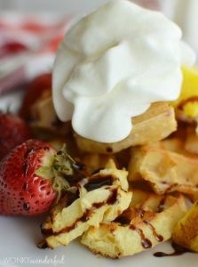 Summer Dessert Recipe – Eggo Waffle Wednesdays!