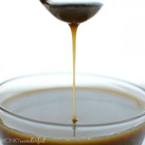 Vegan Caramel Recipe