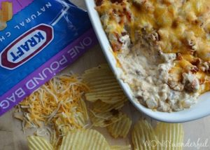 Bacon Cheeseburger Dip Recipe