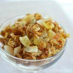 Pina Colada Granola Recipe