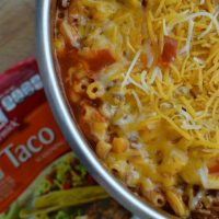 Easy One-Pot Taco Casserole