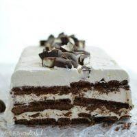 Chocolate & Cream Icebox Cake