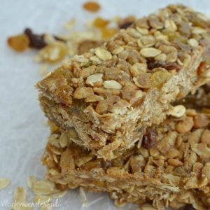 Nut Free Granola Bars