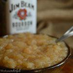 Bourbon and Brown Sugar Apple Sauce
