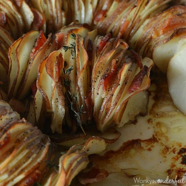 Roasted Potato Side Dish Recipe