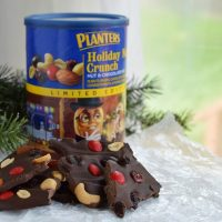 Chocolate Bark with Fruit and Nuts
