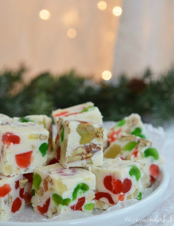 Cake Recipes Using Candied Fruit