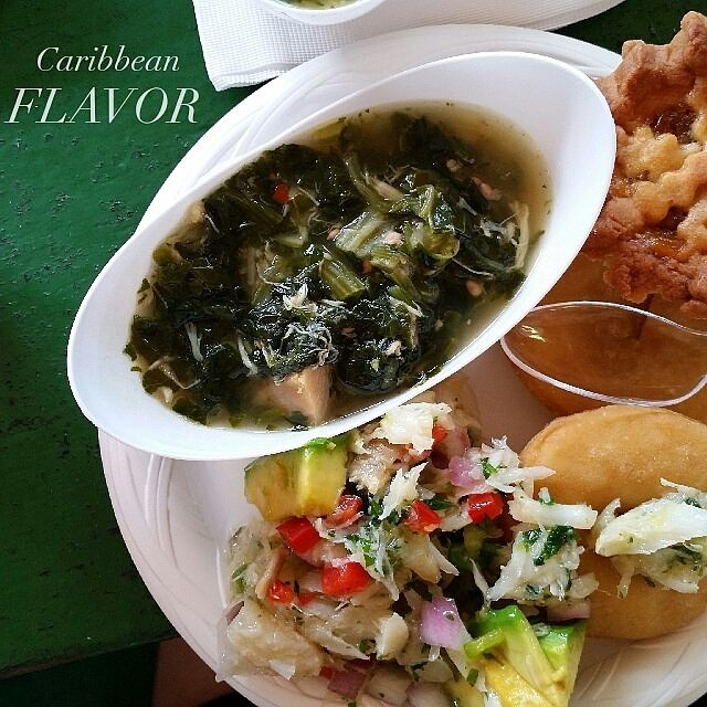 Caribbean Flavor