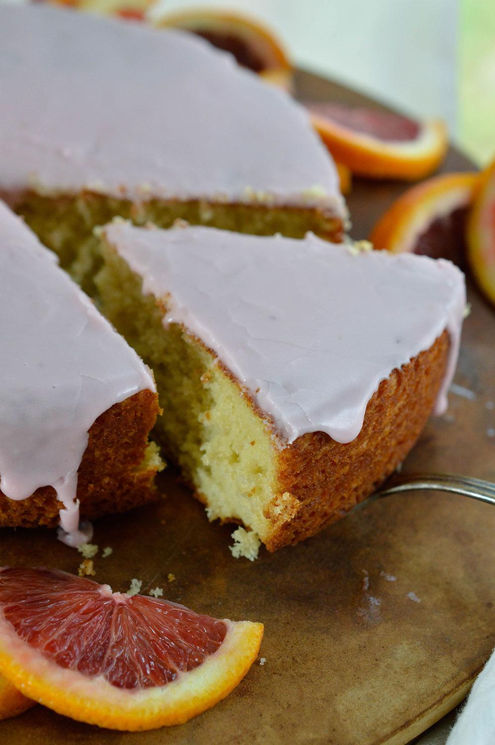 Recipe For Orange Cake Using Fresh Oranges