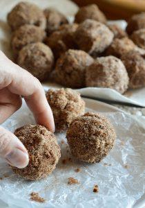 Cinnamon Sugar Fried Doughnut Recipe