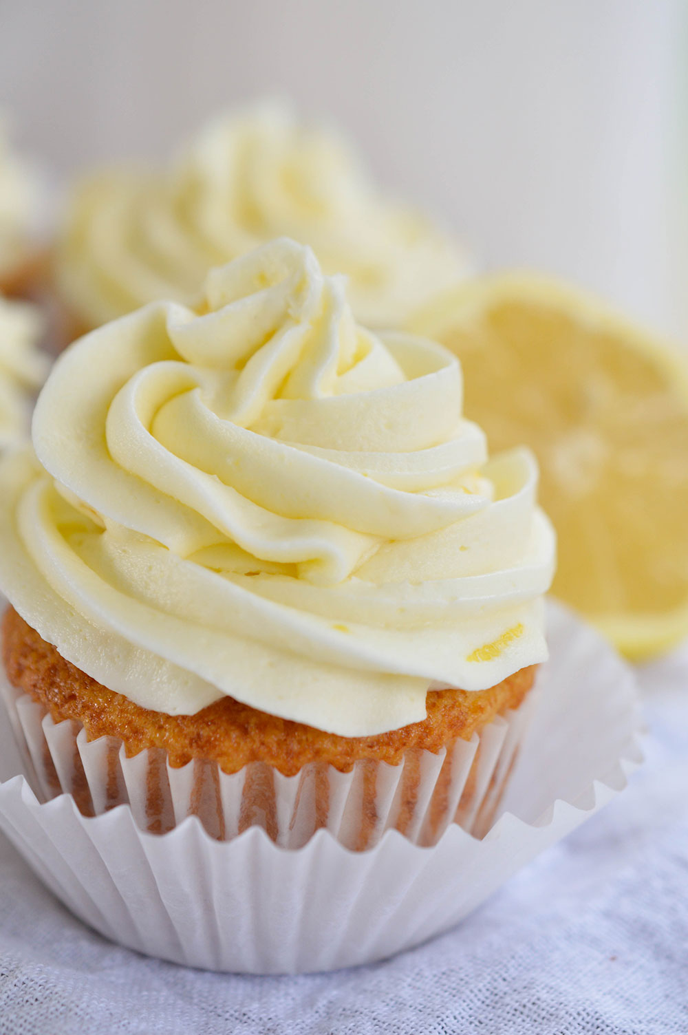 Easy lemon cupcake recipes