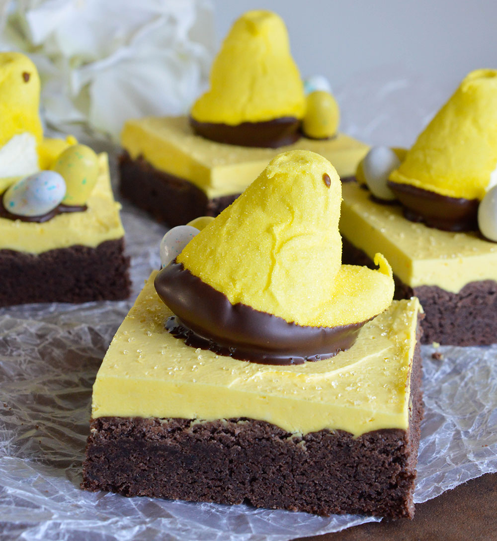 Yellow Cake Mix Recipes With Chocolate Frosting