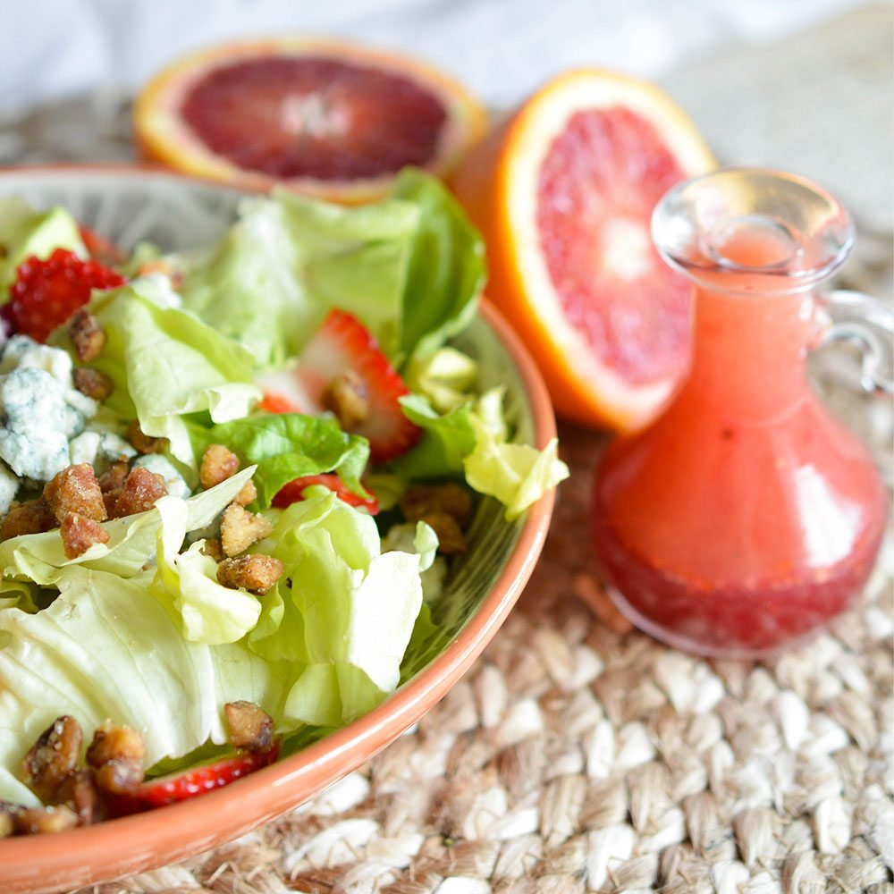 Blood Orange Salad Dressing Recipe