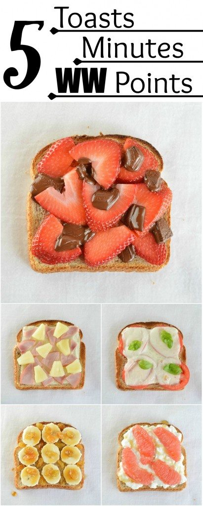 5 Minute Healthy Snack Ideas