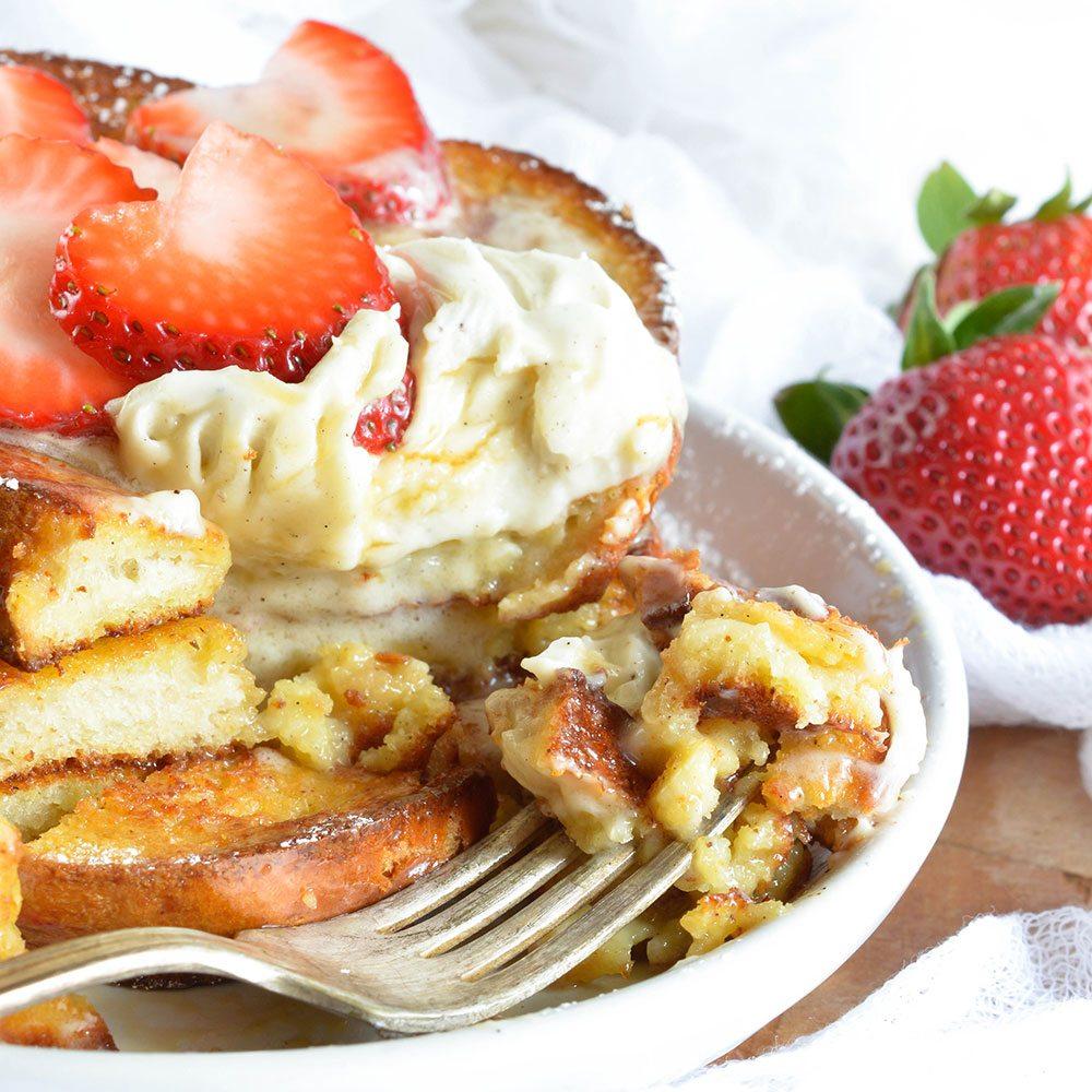 Easy French Toast Recipe: Easy Baked French Toast Recipe