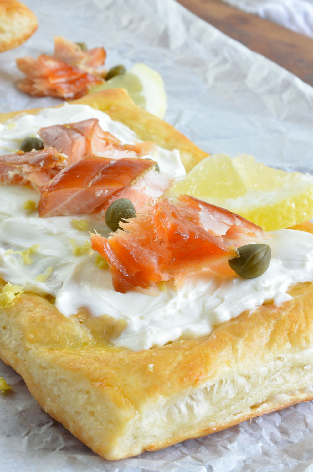 Easy Smoked Salmon Appetizer Recipe