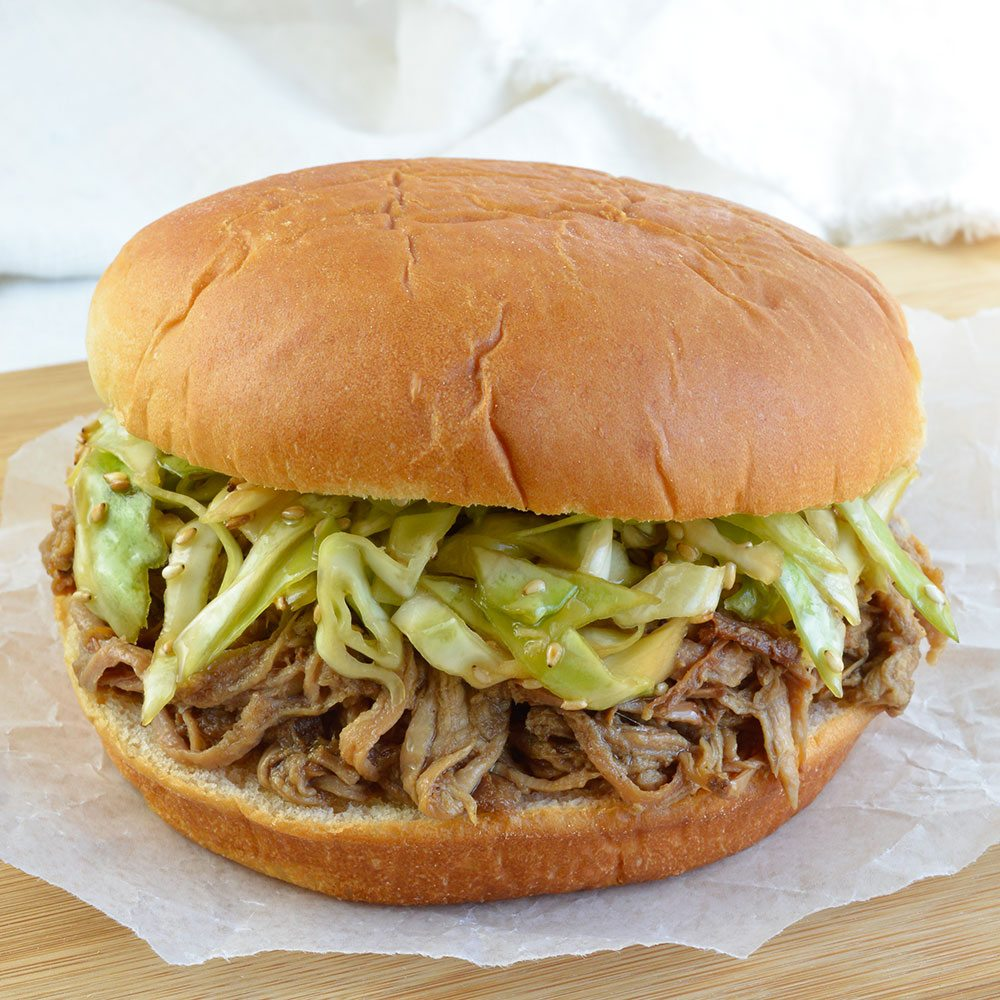 Chinese Five Spice Slow Cooker Pulled Pork Recipe