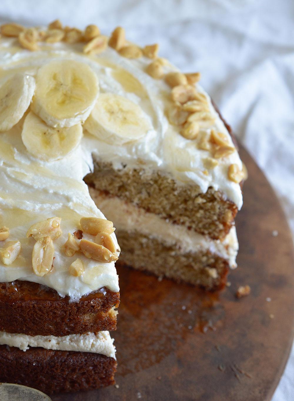 Brown Sugar Filling For Banana Cake