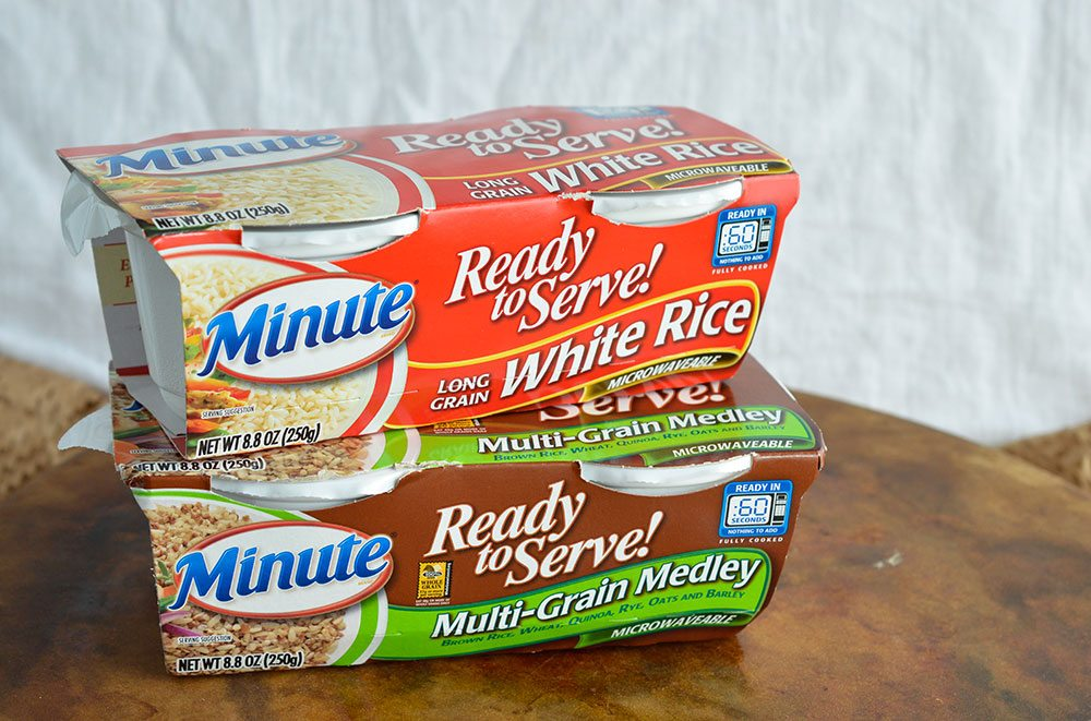 Ready to Serve Minute Rice