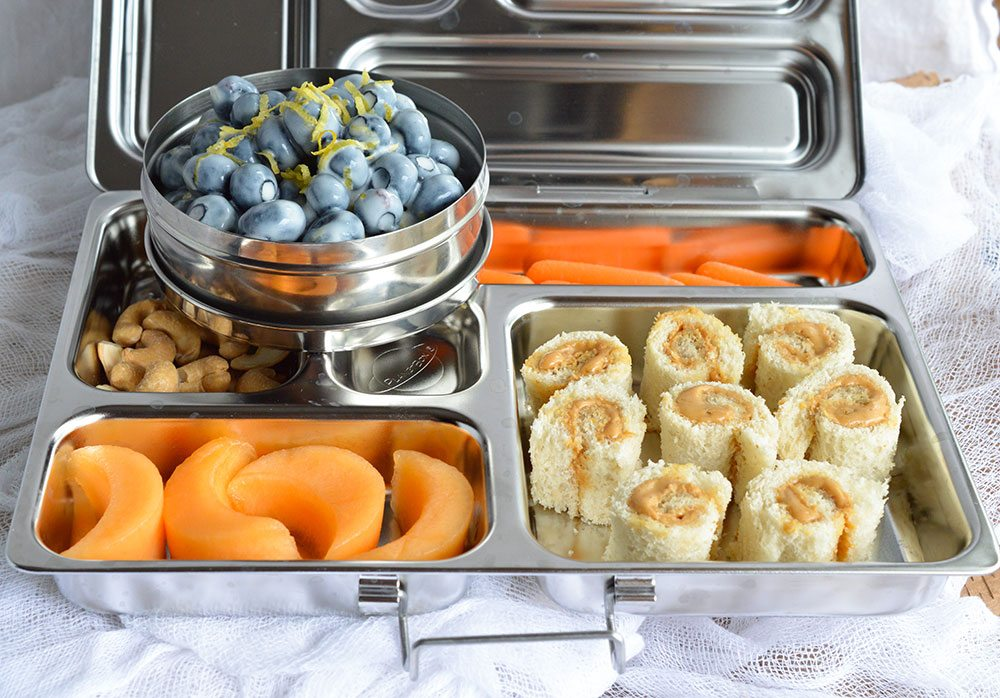 Healthy School Lunch Ideas - The kids will love this fun and flavorful lunch. But don't worry Moms; it is quick and easy too!