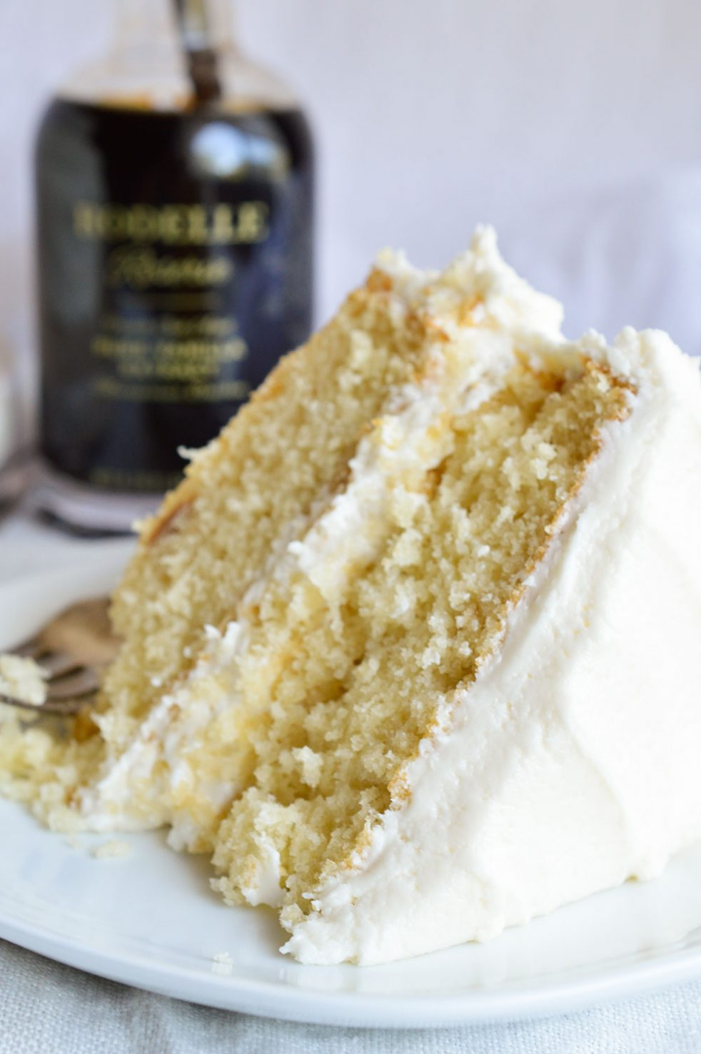 Vanilla Cake Recipe From Scratch No Butter