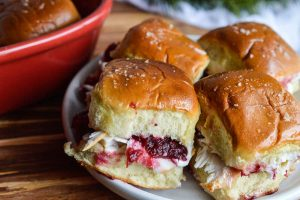 Oven Baked Turkey Sandwiches