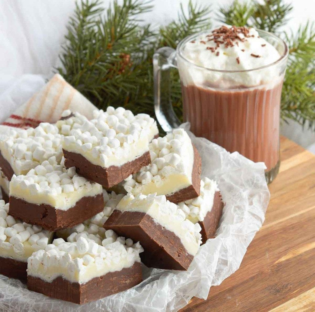 Hot Chocolate Fudge Recipe
