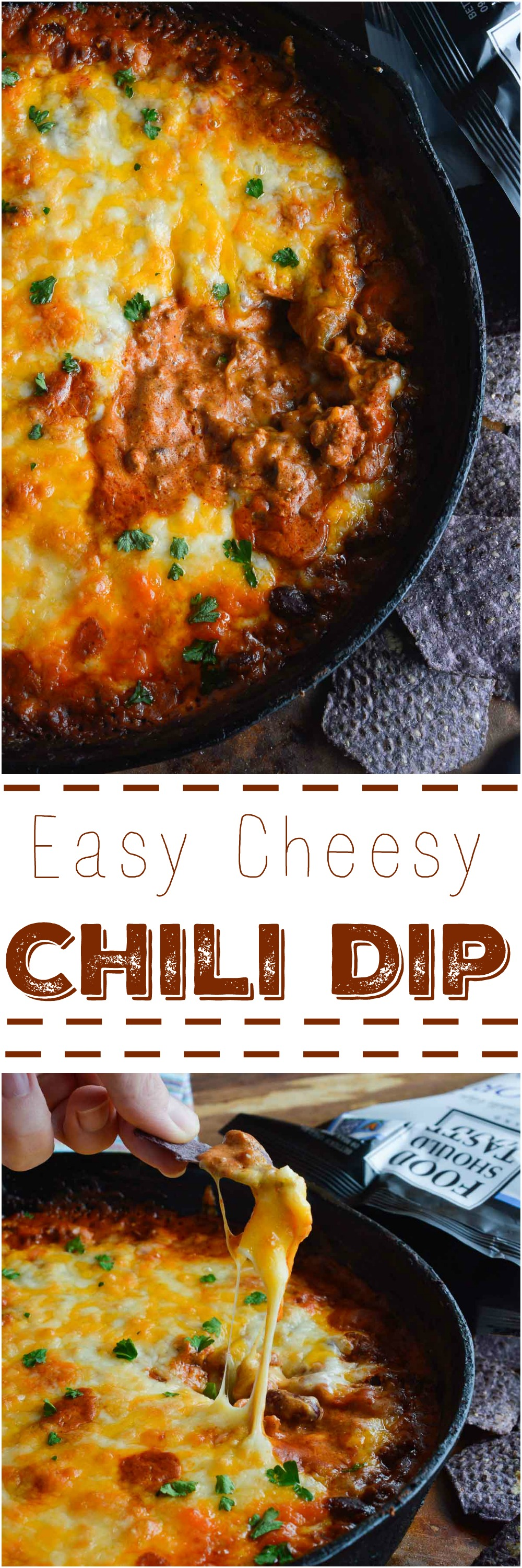 how to make simple cheese dip