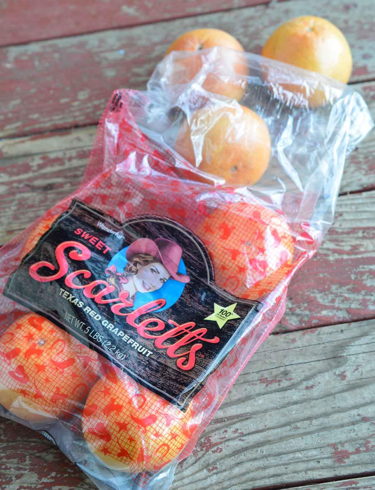 Sweet Scarlett's Grapefruit
