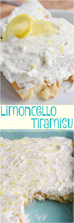 Lemon Icebox Cake With Lady Fingers